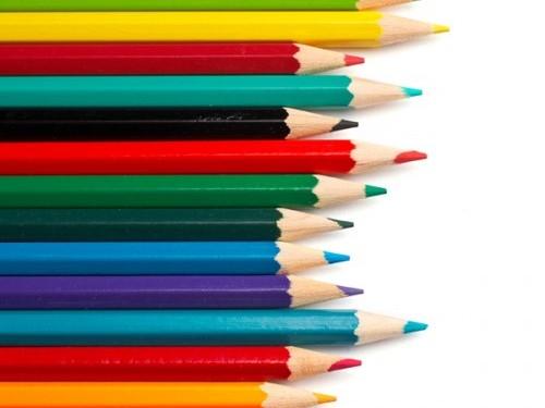matite per il questionario
